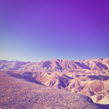 Rocky Hills Royalty Free Stock Images
