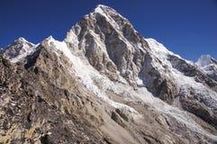 Rocky Himalayan Peak Stock Foto's