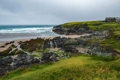 Rocky Irish Coastline Southwest fotografía de archivo libre de regalías