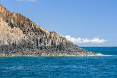Rocky island Stock Photography