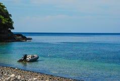 Rocky island Royalty Free Stock Photos
