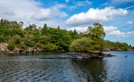 Llin in Wales royalty free stock image