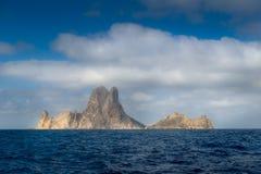 Rocky islands Stock Photography