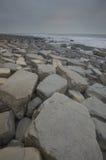 Rocky Kimmeridge Bay fotos de stock