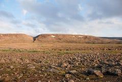 A rocky landscape Royalty Free Stock Photo