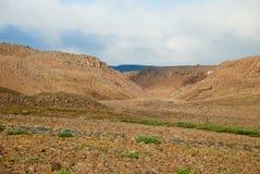 A rocky landscape Royalty Free Stock Image