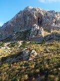 Rocky Landscape Arkivbild