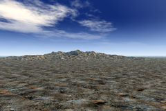 Rocky Landscape Royalty Free Stock Photo