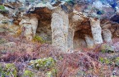 Rocky landscape Royalty Free Stock Photo
