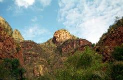 Rocky landscape, Mpumalanga, South African Republic Royalty Free Stock Photos