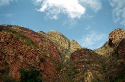Rocky landscape, Mpumalanga, South African Republic Royalty Free Stock Image