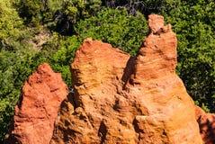 Rocky landscape Stock Photos