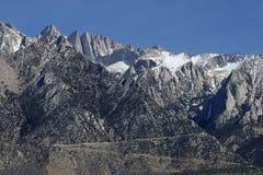 Rocky Landscape Vista Fotos de archivo