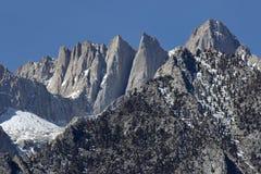 Rocky Landscape Vista Fotos de archivo libres de regalías