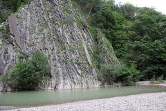 Rocky Mount Caucasus Foto de Stock