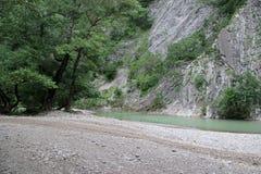 Rocky Mount Caucasus Fotografia Stock Libera da Diritti