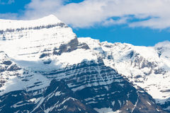 Rocky mountain. Banff National Park. Alberta. Canada Stock Image