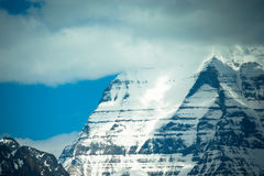Rocky mountain. Banff National Park. Alberta. Canada Stock Photo