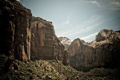 Rocky mountain Royalty Free Stock Images