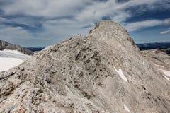 rocky mountain Obraz Royalty Free
