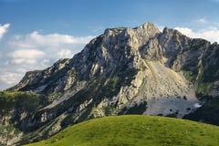 Rocky mountain Stock Image