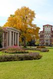 Rocky Mountain College van Kunst en Ontwerp Stock Afbeeldingen