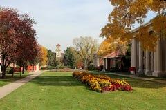 Rocky Mountain College van Kunst en Ontwerp royalty-vrije stock foto