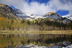 Rocky Mountain Fall Stock Photos