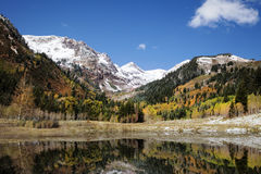 Free Rocky Mountain Fall Royalty Free Stock Image - 11922106