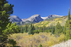 Rocky Mountain Fall Splendor Royalty Free Stock Photos