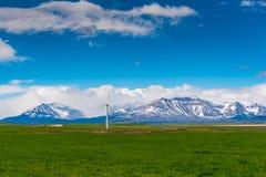 Rocky Mountain Foothills Immagine Stock