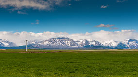 Rocky Mountain Foothills Fotografia Stock Libera da Diritti