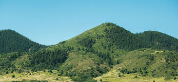 Rocky Mountain Foothills Stock Images