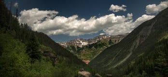 Rocky Mountain Heaven, draagt Kreek, Telluride, Colorado Stock Fotografie