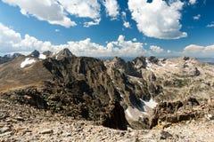 Rocky Mountain High Landscape Royalty Free Stock Photos