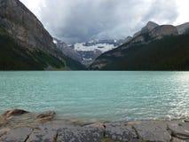 Rocky Mountain Icefield Fotografering för Bildbyråer