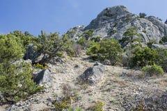 rocky mountain krajobrazu fotografia stock