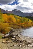 Rocky mountain Landscape Stock Images