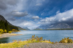 Rocky Mountain Landscapes Royalty Free Stock Image