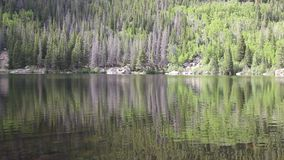 Rocky Mountain National Park stock footage