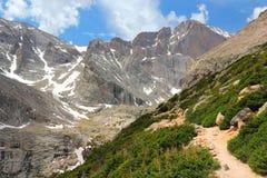 Rocky Mountain National Park Royaltyfri Foto