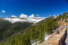 Rocky Mountain National Park Photo stock