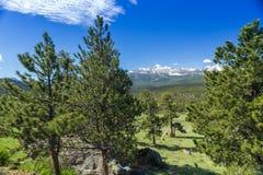 Rocky Mountain National Park imagen de archivo