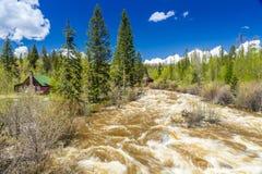 Rocky Mountain National Park imagenes de archivo
