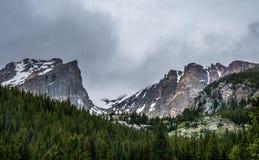 Rocky Mountain National Park Fotografie Stock