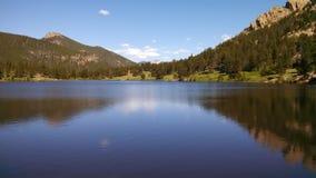 Rocky Mountain National Park Stock Afbeeldingen