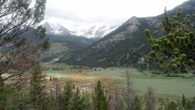 Rocky Mountain National Park Stockfoto