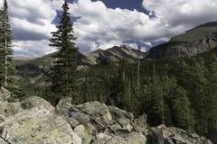 Rocky Mountain National Park Fotografia Stock