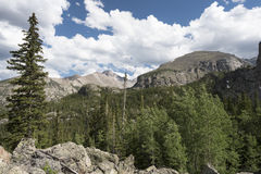 Rocky Mountain National Park Immagine Stock Libera da Diritti
