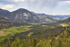 Free Rocky Mountain National Park, Colorado Royalty Free Stock Image - 99427386